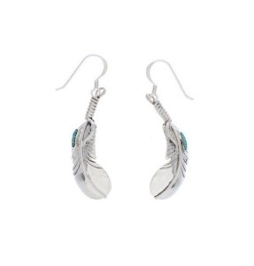 About Sterling Silver Turquoise Earrings