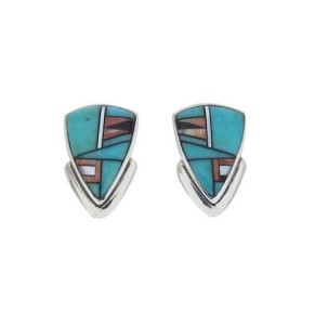 About Turquoise Clip On Earrings
